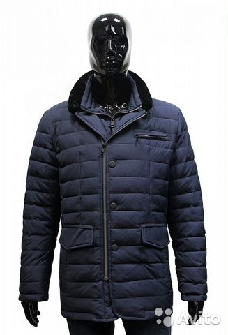 Куртки мужские зимние купить в Санкт-Петербурге на Avito ... f171b18537d