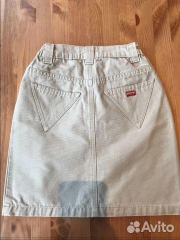 Юбка джинсовая рост 116 89090134444 купить 2