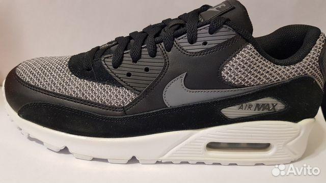 ef1c92231a Nike Air Max 90 Essential 537384 075 us 9.5-10.5 купить в Москве на ...