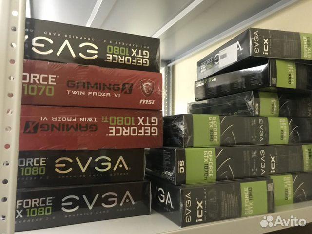 GeForce GTX 1070, 1070ti, 1080, 1080ti