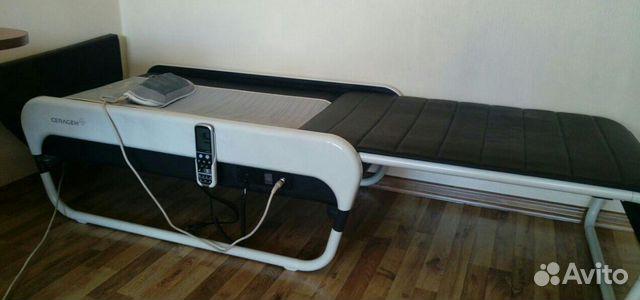 Новая массажная кровать Ceragem Master V3