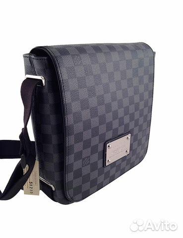 1119615b0fb4 Мужская сумка через плечо Louis Vuitton арт.51210 | Festima.Ru ...