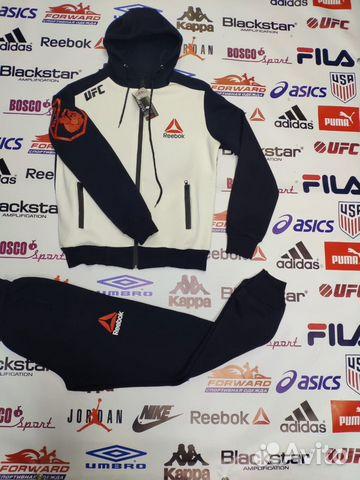 0fefffce Спортивный костюм Reebok UFC как у Хабиба (Теплый) купить в Москве ...