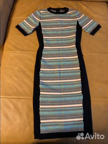 12692322bf0 Трикотажное платье Karen Millen