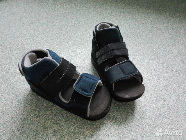 a8ec3130a Послеоперационная обувь