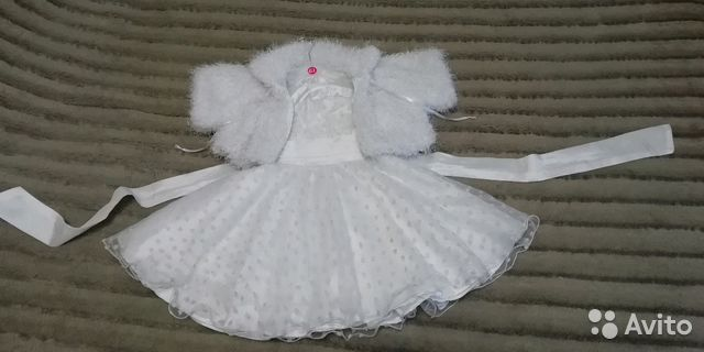 3c93c3c4149 Нарядное Платье для девочки на 2-3 годика до 104см— фотография №1