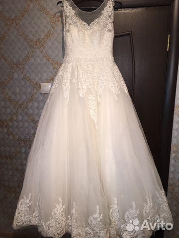 Свадебное платье купить 5