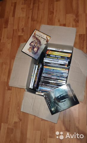 DvD диски касеты видео с фильмами