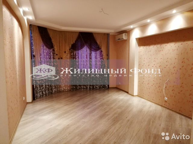 Продается трехкомнатная квартира за 6 100 000 рублей. Курск, улица Радищева, 20.