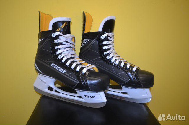 d2ac74c8f33 Хоккейные коньки Bauer Supreme S150 6.5EE