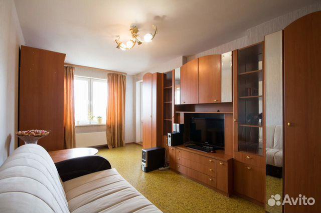 Продается однокомнатная квартира за 1 235 000 рублей. Москва, улица Барышиха, 15.