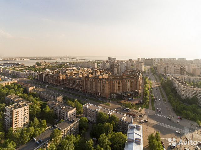 Продается трехкомнатная квартира за 23 864 090 рублей. Санкт-Петербург, Наличная улица, 24к1.