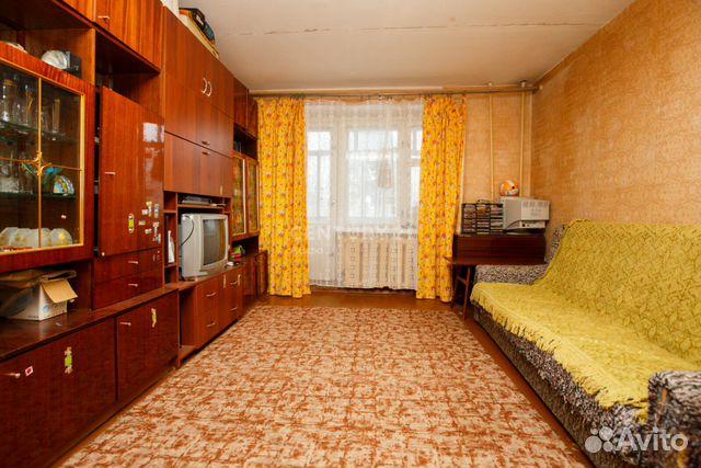 Продается однокомнатная квартира за 1 750 000 рублей. Лесной проспект, 43.