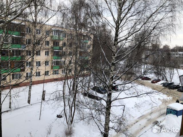 Продается двухкомнатная квартира за 2 650 000 рублей. Нижний Новгород, жилой район Кузнечиха, бульвар 60 лет Октября, 7.