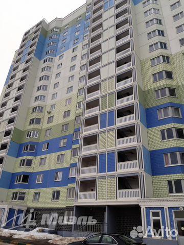 Продается квартира-cтудия за 2 290 000 рублей. Московская обл, г Домодедово, мкр Южный, ул Южнодомодедовская, д 17.