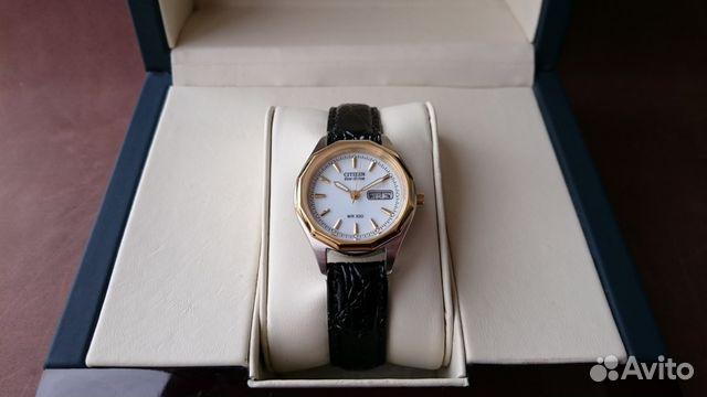 89525003388 Женские часы Citizen Eco-Drive EW3144-51A