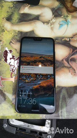 Huawei p20 lite с NFC 4/64 купить в Москве на Avito