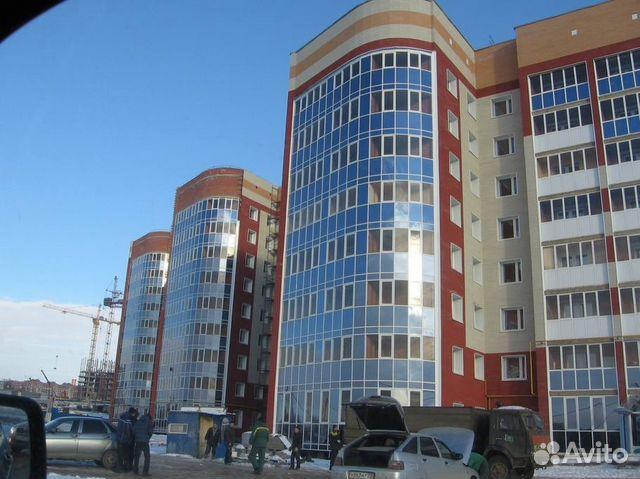 Продается двухкомнатная квартира за 3 700 000 рублей. г Саранск, ул Волгоградская, д 73.