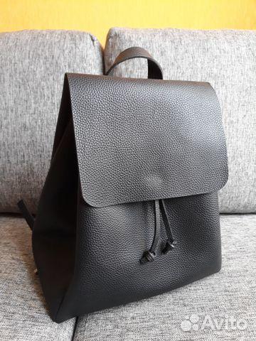 1770f0aeed51 Новый рюкзак из экокожи и спортивная сумка купить в Московской ...