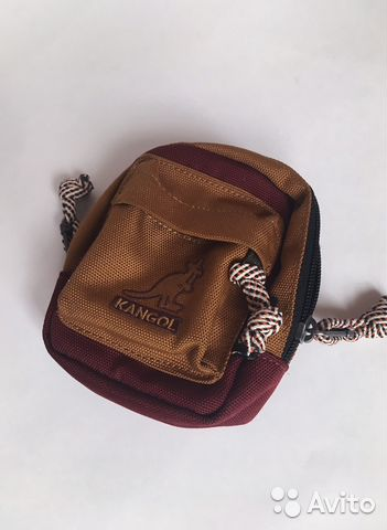 71ef722fa380 Поясная сумка Kangol купить в Москве на Avito — Объявления на сайте ...