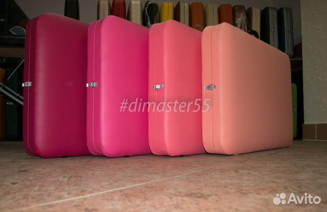 Кушетки складные розового цвета 89609940901 купить 1