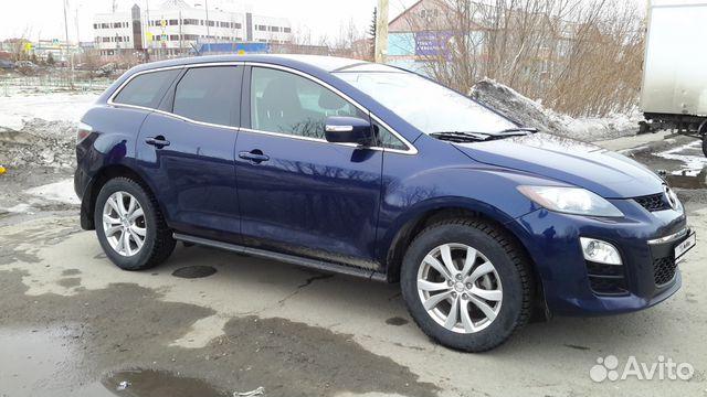 Купить Mazda CX-7 пробег 93 000.00 км 2011 год выпуска