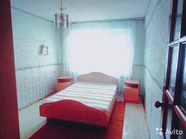 Продается двухкомнатная квартира за 1 378 000 рублей. Брянская обл, г Трубчевск, ул Володарского, д 4Г.