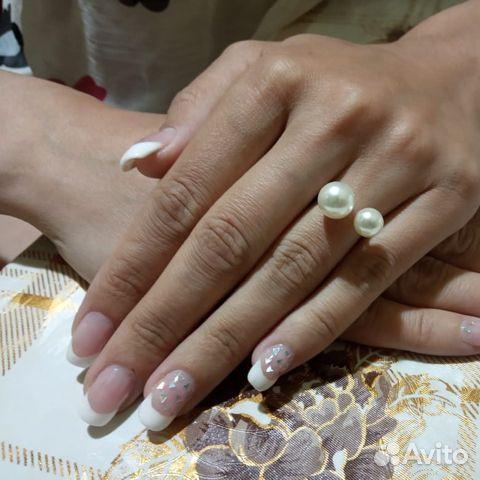 Наращивание ногтей Волжский купить 6
