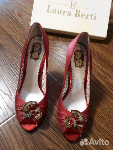 Туфли женские laura berti  89173735238 купить 3