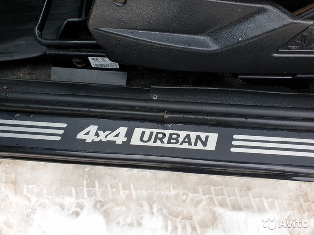 Купить ВАЗ (LADA) 4x4 (Нива) пробег 47 200.00 км 2016 год выпуска