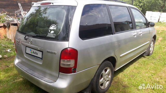 Mazda MPV, 2001 купить 2