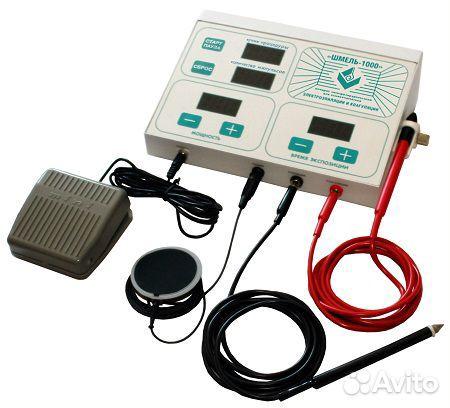 Эпилятор-коагулятор Шмель 1000 89152968484 купить 1
