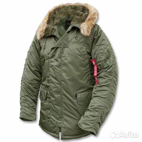 Куртки аляски