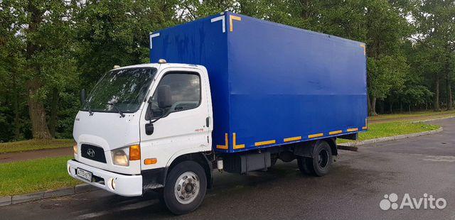ee6ffc99ad5bb Грузовик Hyundai hd 78 (изотерма) купить в Санкт-Петербурге на Avito ...