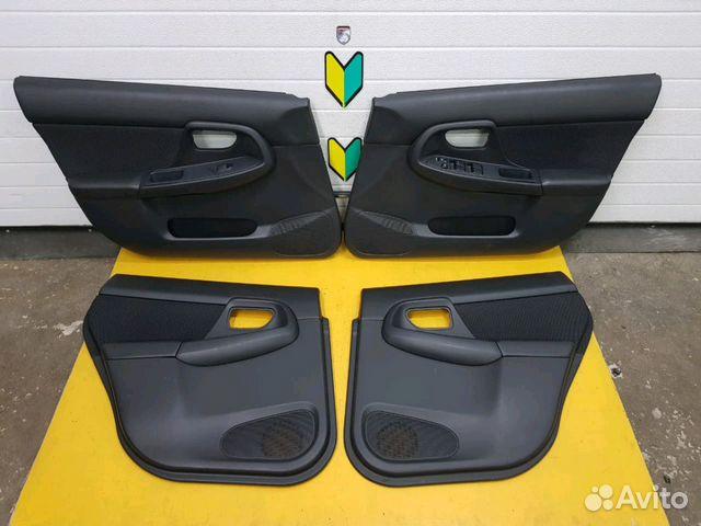 89625003353 Обшивка дверей комплект Subaru Impreza WRX, GDA, E