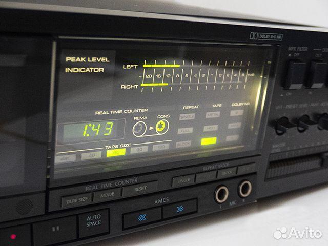 Кассетная дека Onkyo TA-2500 купить в Москве на Avito