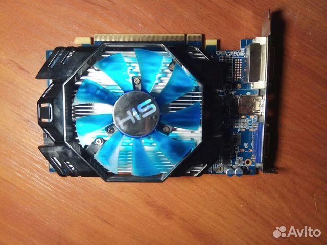 Видеокарта AMD Radeon R7 200 Series(1гб) купить в
