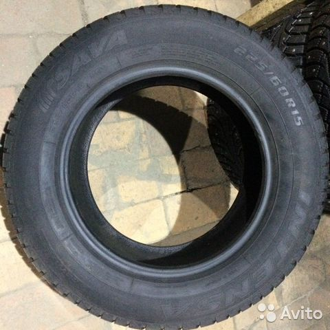 R15 225/60 Sava Intensa 89211101675 купить 4