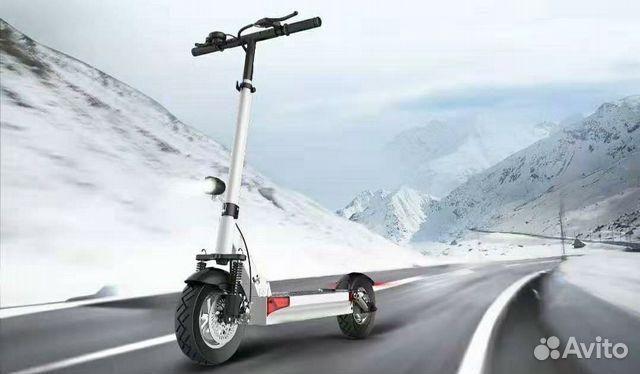 Электрический самокат joyor y5s купить в Москве на Avito