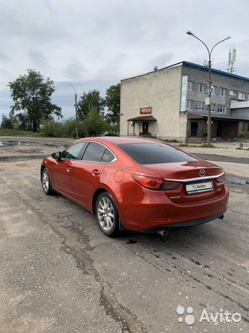 Mazda 6, 2013  89815531730 купить 5