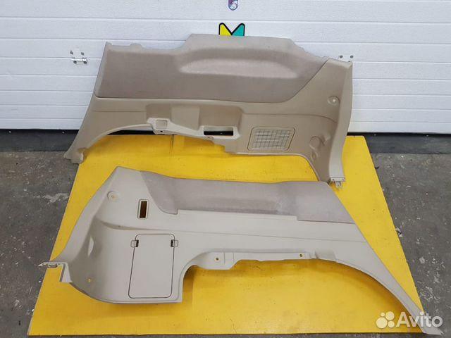89625003353  Обшивка багажника Nissan Presage, TU30