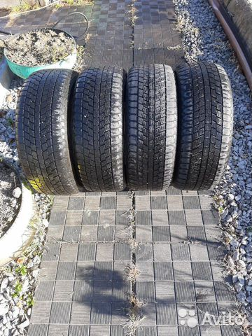 Tires are 235/55R18 Winter