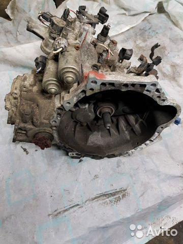 МКПП Робот Тойота Версо 1.8 1ZZ-FE 89818075104 купить 1