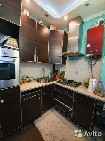 2-к квартира, 39 м², 1/2 эт.  купить 6