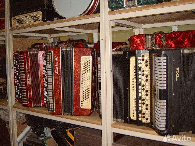 Ремонт музыкальныъ инструментов тамблв