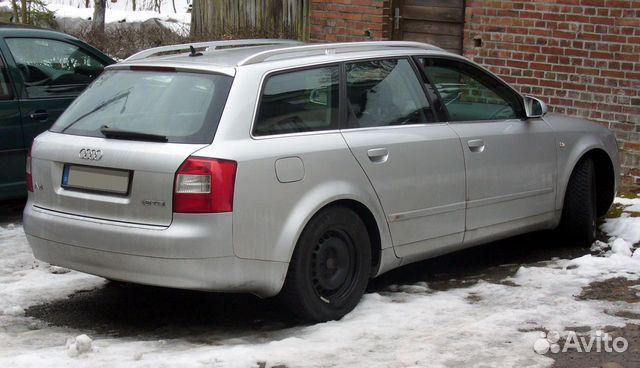 запчасти бу Audi A4 B6 E8 Avant 2004 купить в санкт петербурге на