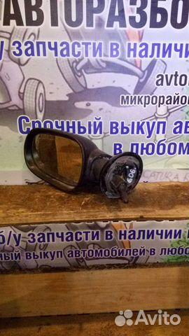 Зеркало левое Renault Logan 89207897276 купить 1