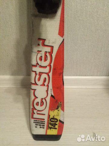 Горные лыжи Atomic redster piste rocker 140 89826706248 купить 3