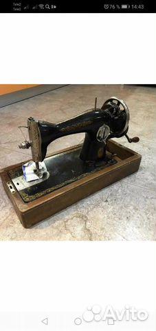 Швейная машина Подольск ручная  89271768150 купить 1