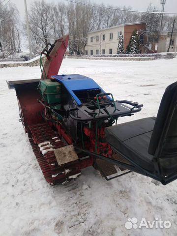 Снегоуборщик Kawasaki KF200G-SX 89107386241 купить 4